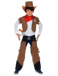 Kostume cowboy til drenge