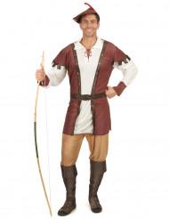 Middelalderskovhugger - kostume voksen