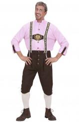 Bayersk inspireret kostume voksen