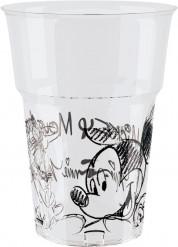 8 Krus Mickey black and white™
