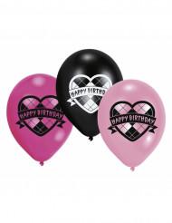 6 Monster High™ balloner