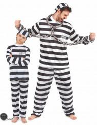Parkostume fanger til far og søn