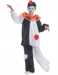 Kostume Pierrot til børn