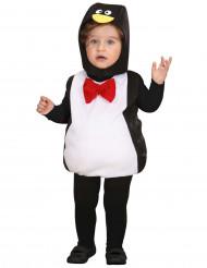 Puffy pingvinkostume baby