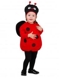 Kostume mariehøne til små piger