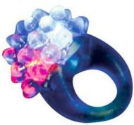 Magisk ring med LED blå