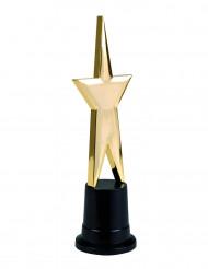 Statuette dekroation VIP stjerne