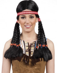 Indianer-paryk kvinde
