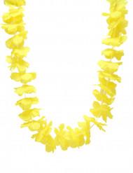 Halskrans Hawaii gul