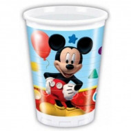 8 Plastikkrus med Mickey Mouse™