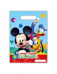 6 Plastikposer Mickey Mouse™