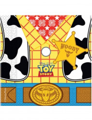 20 servietter Toy Story Star Power™ 33 x 33 cm