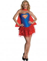 Kostume Supergirl™ sexet til kvinder
