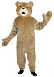Udklædningsdragt Ted™ voksen