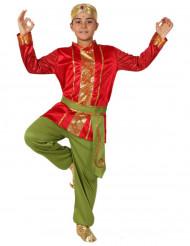 Indisk inspireret kostume dreng