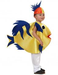 Tropisk fiskekostume til børn