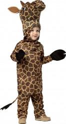Plet - Girafkostume til børn