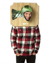 Fisketrofæ-kostume voksen