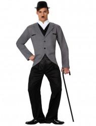 Kostume Charlie Chaplin mand