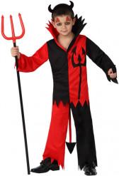 Djævledragt Halloween drenge