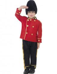 Kostume garder engelsk til børn