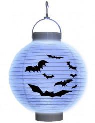LED Papirlanterne flagermus Halloween