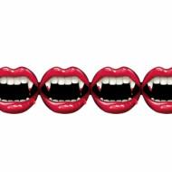 Guirlande Blodig mund
