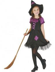 Feminin heksekjole til piger