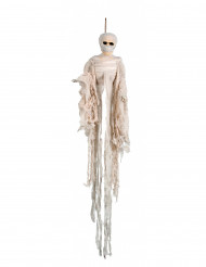 Dekoration skelet mumie 1m Halloween