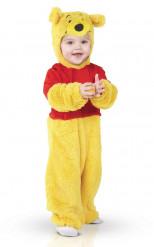Kostume Peter Plys til babyer