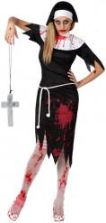 Kostume religiøs zombie til kvinder Halloween