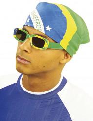 Bandana brasiliansk supporter 55 x 55 cm
