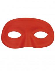 Maske rød voksen