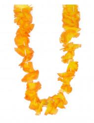 Lys orange Hawaiikrans
