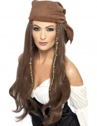 Piratparyk lang brun