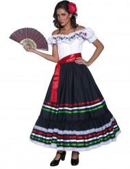 Kostume danserinde spansk til kvinder