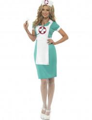 Kostume sygeplejerske til kvinder