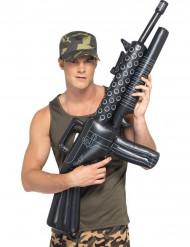 Oppustelig maskingevær