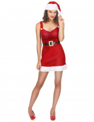 Kostume Julemor sexet med bælte