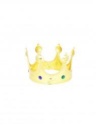 Guld kongekrone