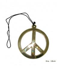 Gigantisk hippiehalskæde