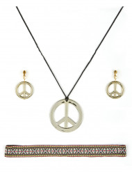 Hippie smykkesæt