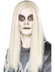 Blond paryk langt hår for mænd