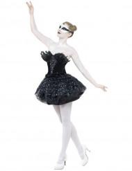 Sort ballerina-kostume