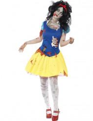Kostume zombie eventyrprinsesse Halloween