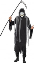 Kostume manden med leen til voksne Halloween
