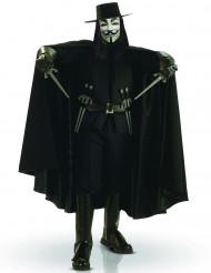 Luksuriøs V for Vendetta™-kostume voksen