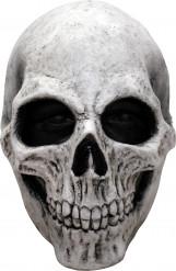 Skeletmaske voksen Halloween