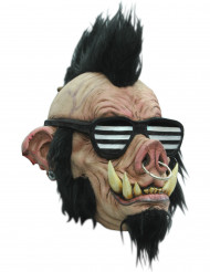 Maske vildsvin punk voksen