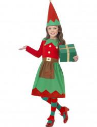 Kostume alf til piger jul